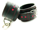 heart wrist cuffs