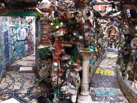 Philadelphias Magic Gardens