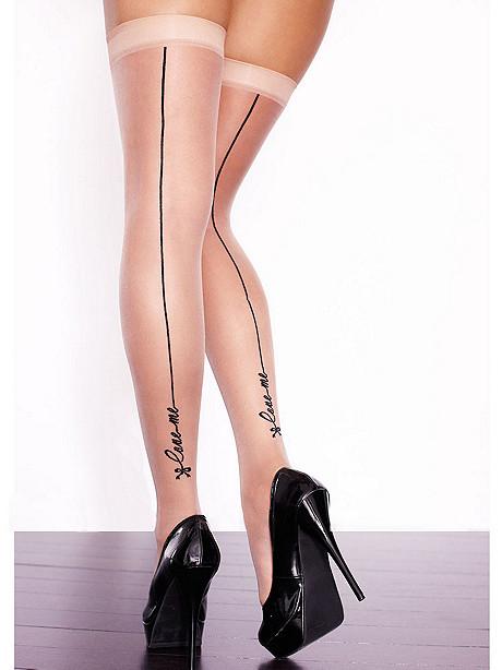 love me stockings fredericks